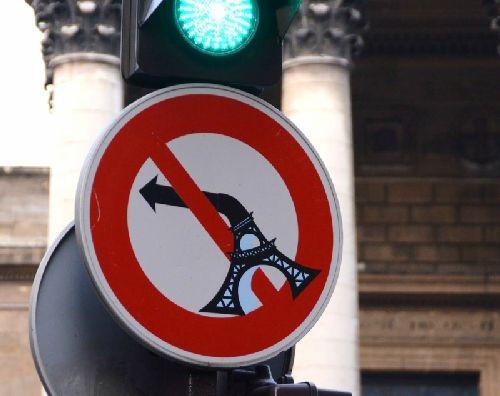 Арт-объект на улицах Флоренции