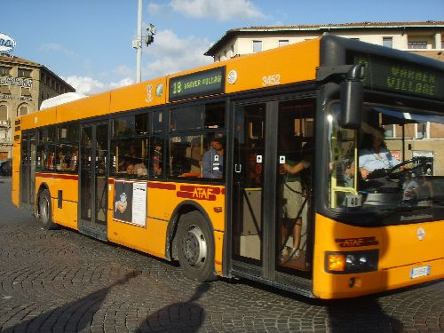 Автобусы Флоренции