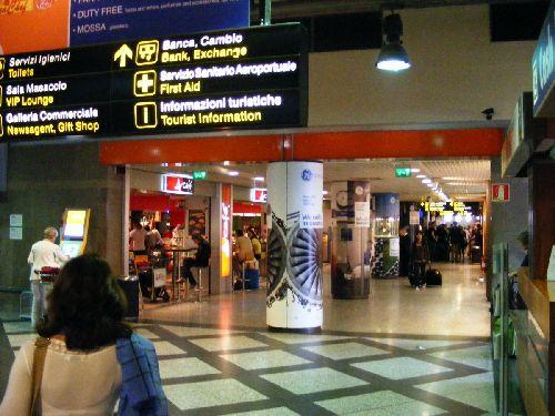 «Америго Веспуччи» - аэропорт Флоренции