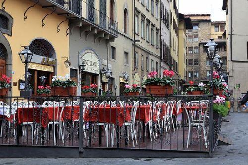 Флоренция весной расцветает