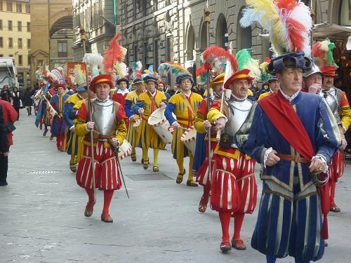 Мартовский НГ во Флоренции