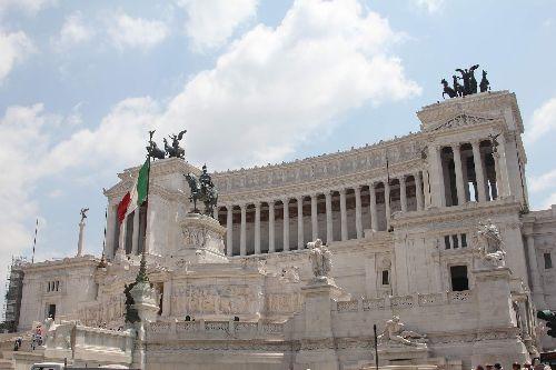 Все дороги ведут в Рим, и это истинная правда