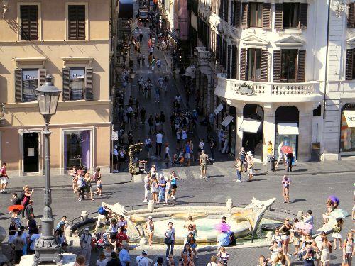 Майские деньки в Риме идеальны для экскурсионных программ