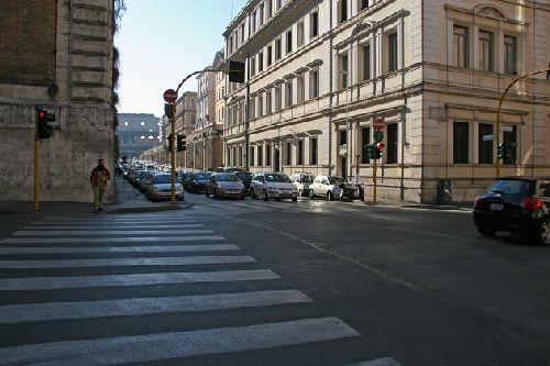В марте в Риме прохладно