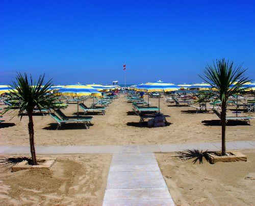 Римини в мае готовится к открытию массового купального сезона