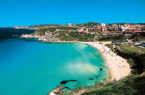 Апрель на Сардинии очень тёплый