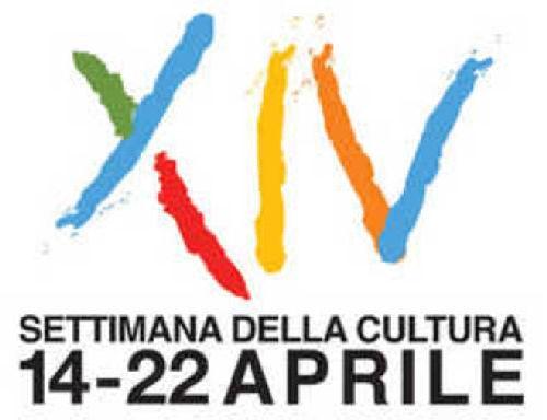 «Settimana delle Beni Culturali» с 14 по 22 апреля