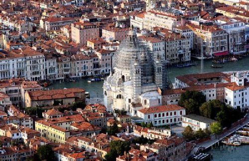 Венеция - город-закадка, укротитель водной стихии