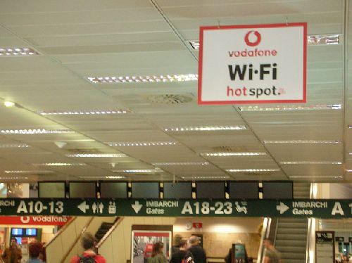 Аэропорт Милана, зона