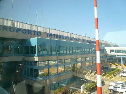 Здание аэропорта Палермо
