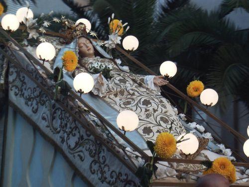 ''Festa dell'Assunta'' - праздник Успения или Вознесения св. Девы Марии