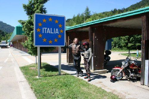Итак, Вы наконец в Италии! (Фото с io.ua)