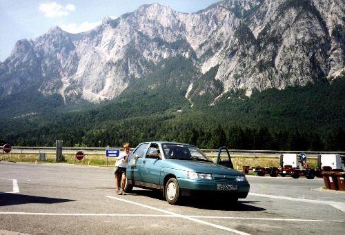 На вашем авто в Италию.. реально? ДА! (Фото с drive2.ru)