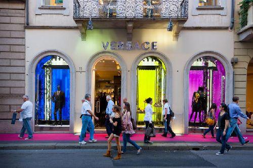 Милан - отличное место для шоппинга! (Фото с eliteclubltd.com)